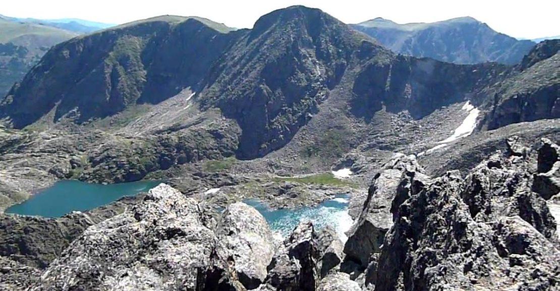 Ida mountain