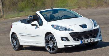 Peugeot 207 to rent in crete
